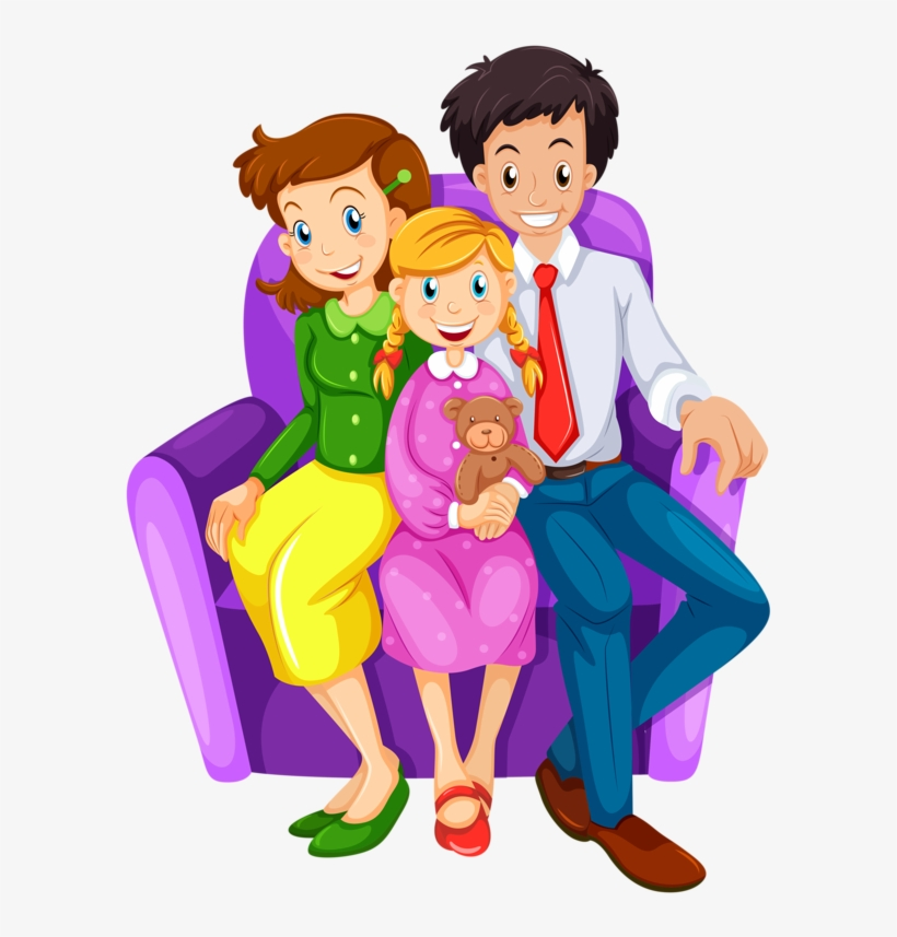 Free Happy Family Cliparts, Download Free Clip Art, Free Clip Art on Clipart  Library