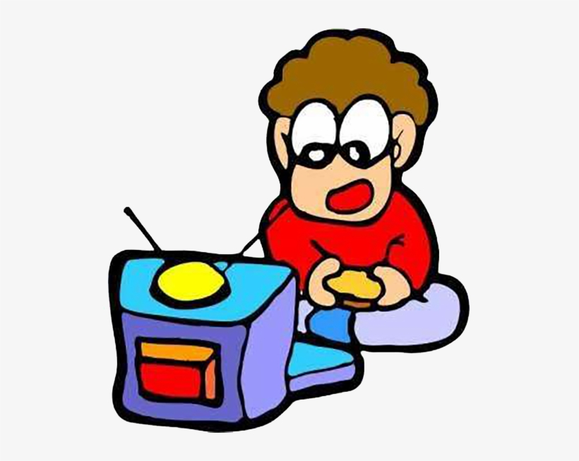 Play, Artwork, Line, Child, Television, Drawing, Cartoon, - Png Animated Children Watching Tv, transparent png #1232