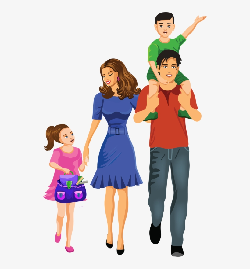 b3966abcb Fam Lia Pinterest Clip Art Scrapbook And - Happy Family At Home Clipart