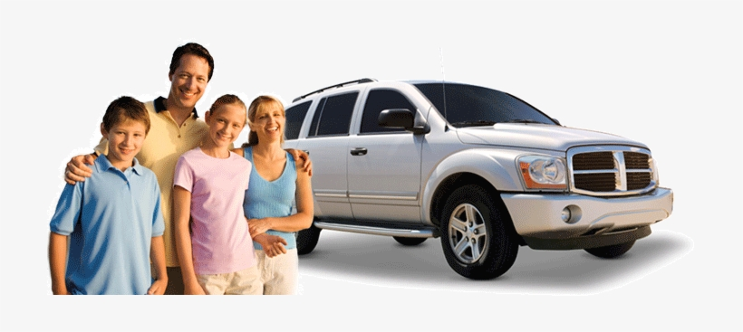 Car Insurance Family - Family In Car Png, transparent png #170