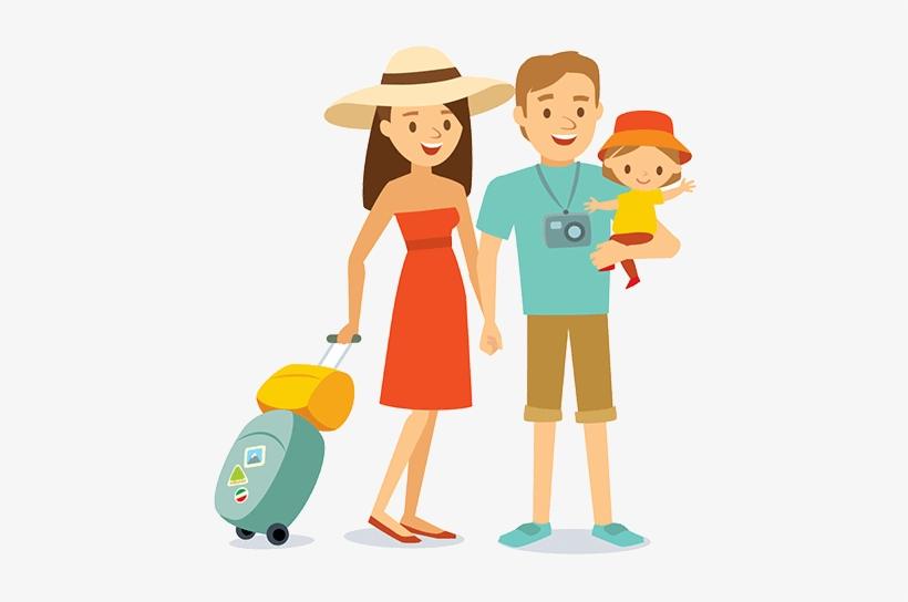 Family Travel Icon Png Illustration Free Transparent Png Download Pngkey