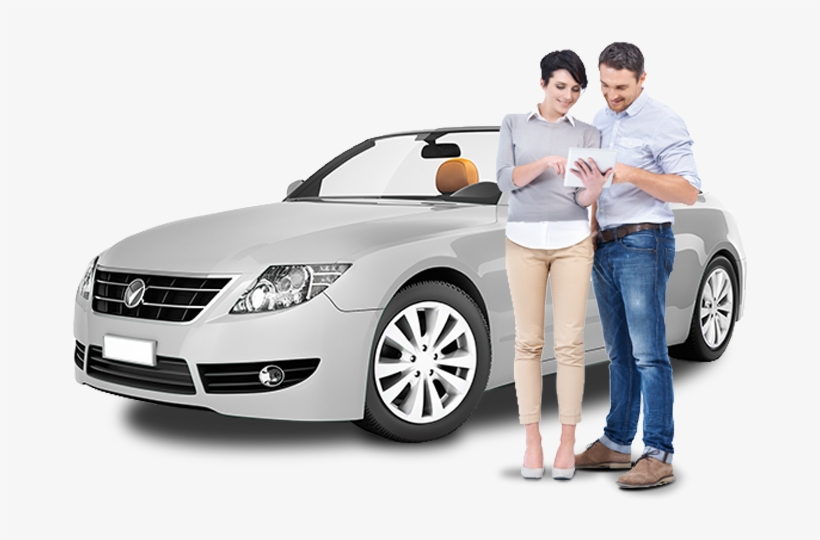 Schedule An Appointment With Our Dealership Or Just - People And Car Png, transparent png #2081