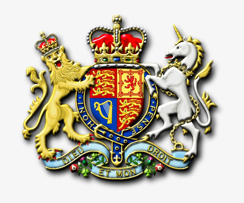 Old English Coat Of Arms - English Coat Of Arms, transparent png #2369