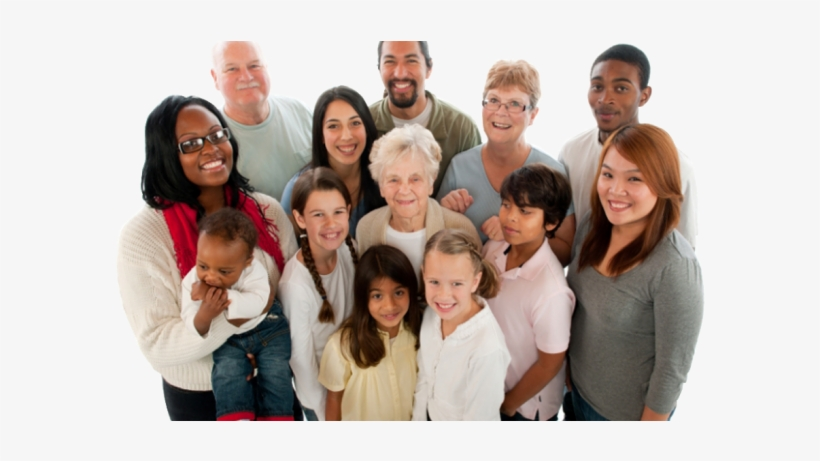 Group Health Insurance - Groups Of Smiling People, transparent png #2460