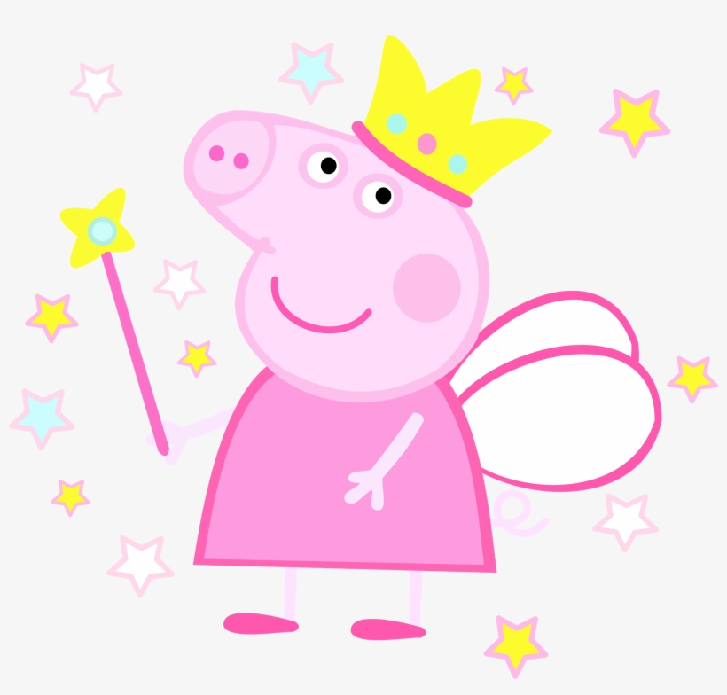 Peppa Pig Wallpaper, Pippa Pig, Peppa Pig Cookie, Peppa - Peppa Pig Vector, transparent png #2849