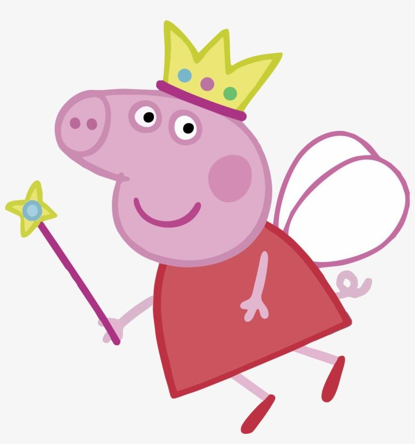 7ce30325c2b 15 Peppa Pig Princess Png For Free Download On Mbtskoudsalg - Peppa Pig  With Wings