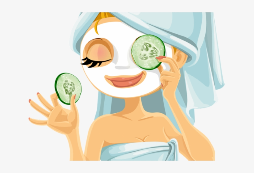 Spa Cartoon Cliparts Spa Facial Clip Art Free