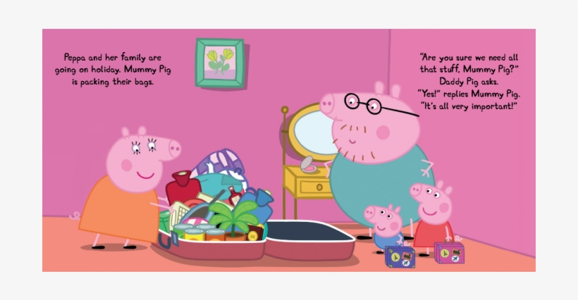 All New Peppa Pig Collection - Peppa Pig - 35pc - Assortment B Jigsaw Puzzle, transparent png #3241