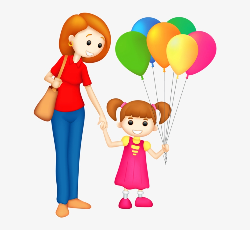 Mommy Love ‿✿⁀°••○ Family Clipart, Family Love, Happy - Kids Holding Placards Png, transparent png #356