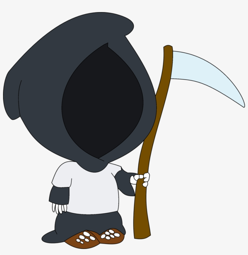 Transparent Death Family Guy Young Craig On Image Black - Young Death Family Guy, transparent png #3714
