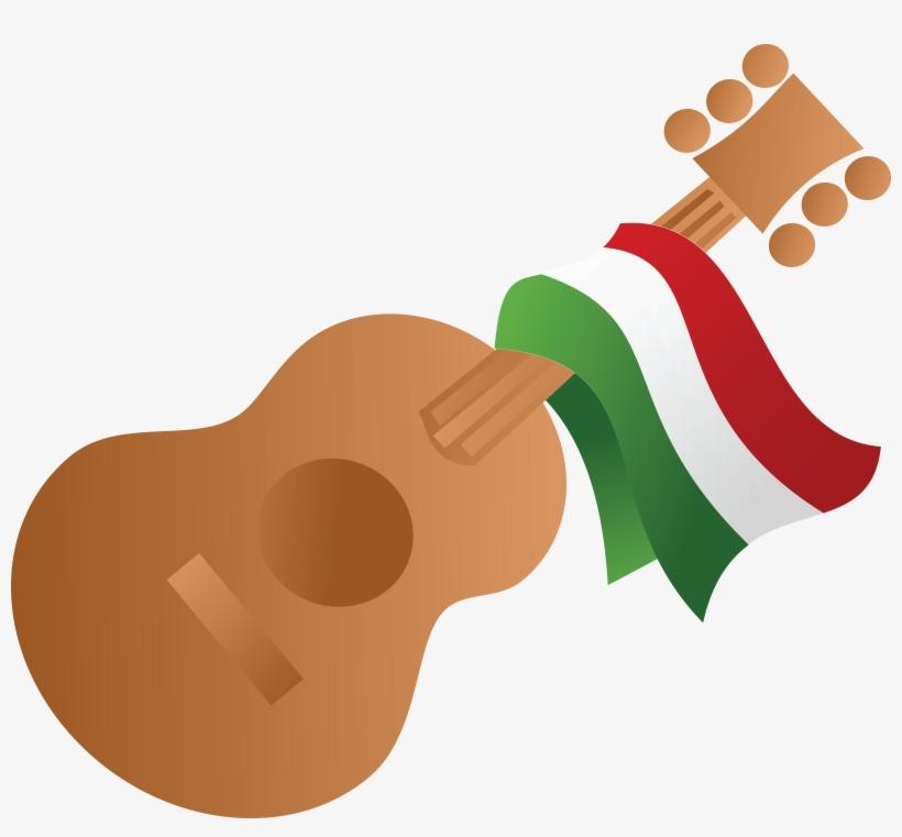 Image Stock Free Of A Guitar Jokingart Com Download - Cinco De Mayo Throw Blanket, transparent png #3857