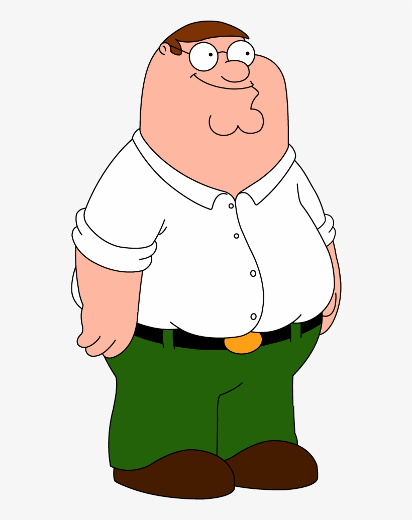 Family Guy Png - Guy From Family Guy, transparent png #4066
