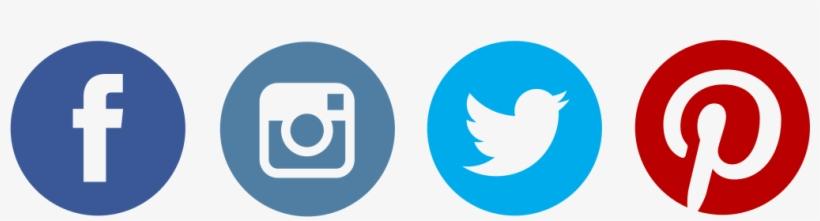 Social Sweepstakes Orangesoda Socialpromoicons Facebook Twitter Instagram Pinterest Logo Free Transparent Png Download Pngkey