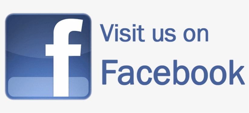 Best Visit Us On Facebook Logo Png Png - Thank You Facebook Png, transparent png #4284