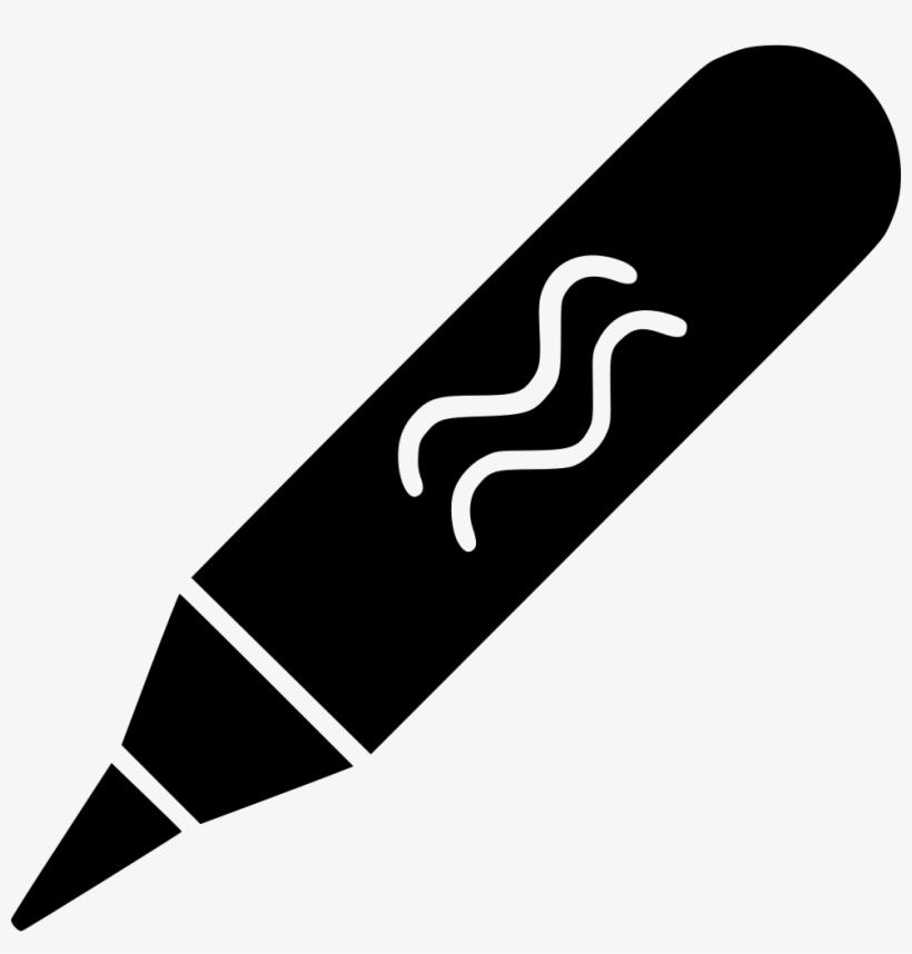 Pencil Watercolor - - Pencil Icon Grey Png, transparent png #4460