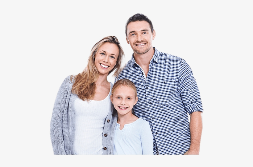 Family Smiling - Smile Family Png, transparent png #478
