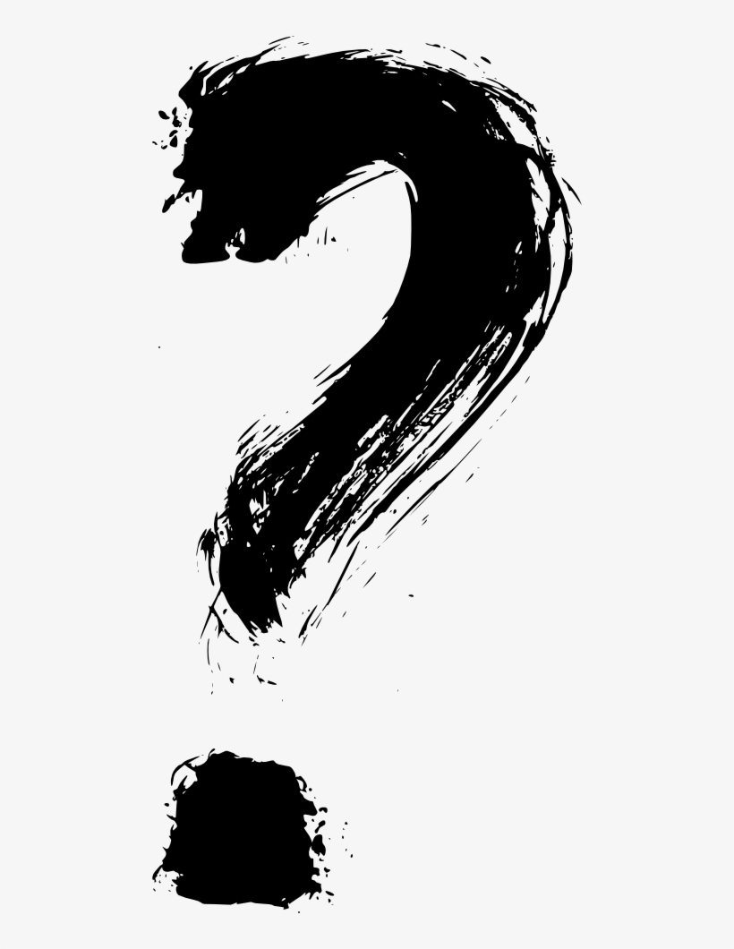 Free Download - Question Mark Png, transparent png #4871