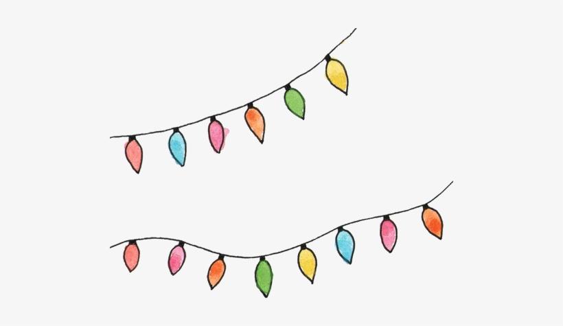 Christmas Lights Holidays Christmas Lights Transparent - Transparent Christmas Tree, transparent png #4927