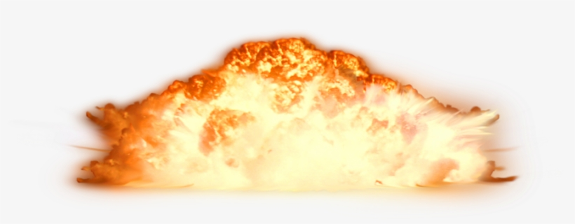 Nuclear Transparent Pictures Free - Cat Walking Away From Fire, transparent png #5090