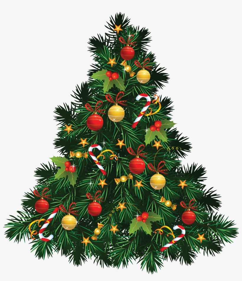 Free Christmas Ornament Png With Png Transparent Images - Christmas Tree Images Png, transparent png #5399