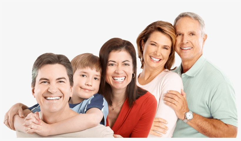 Happy Family Png - Healthy Happy Family Png, transparent png #54