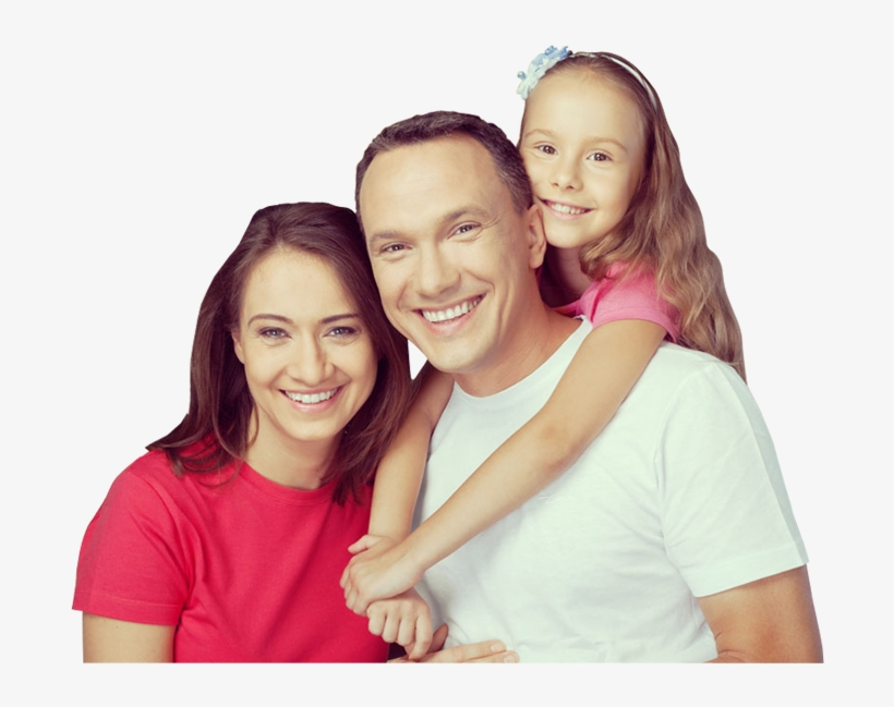 Family Happiness Stock Photography Clip Art - Family Portrait With No Background, transparent png #606