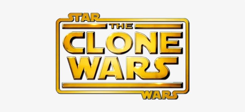 Star Wars The Clone Wars Movie Logo - Star Wars The Clone Wars Logo Png, transparent png #6232
