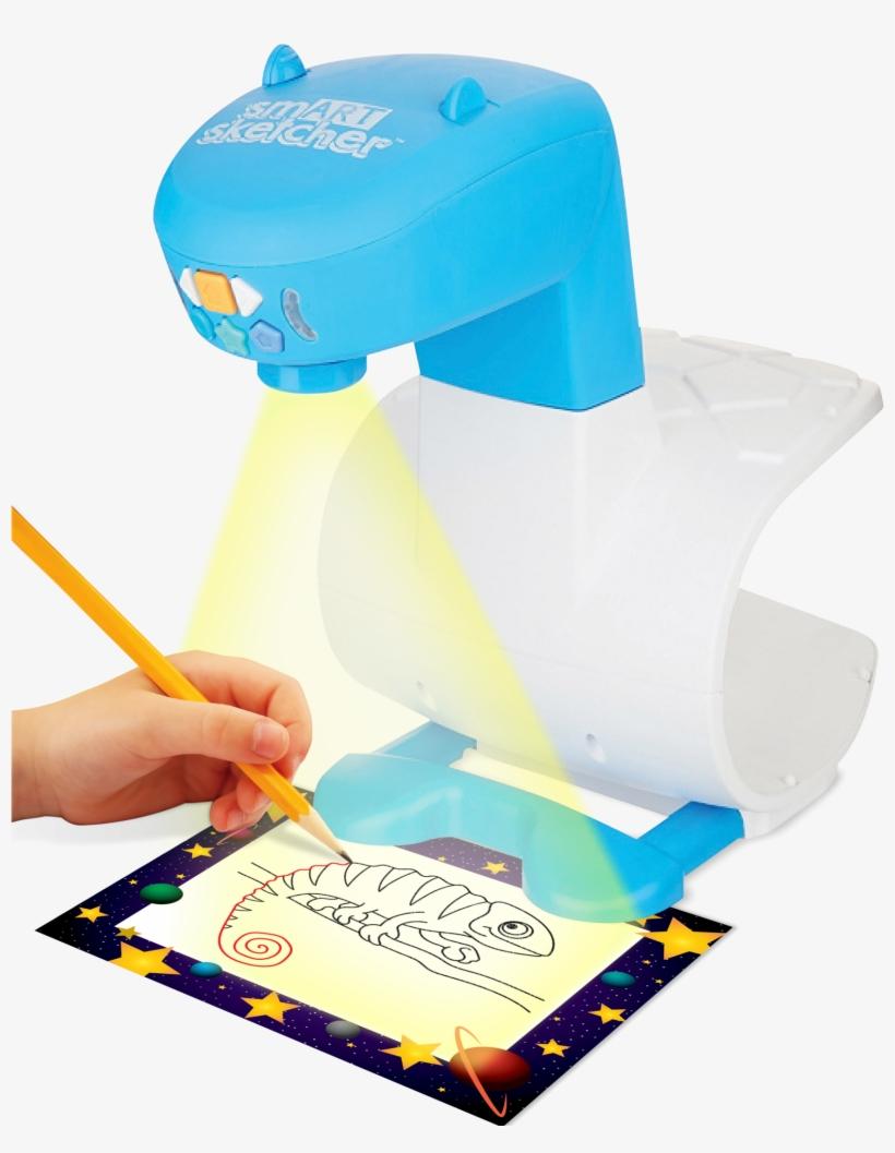Smart Sketcher Projector, transparent png #6295