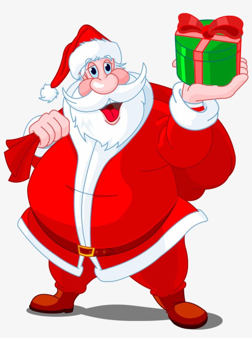 Santa Claus Png - Santa Claus Free Png, transparent png #6358