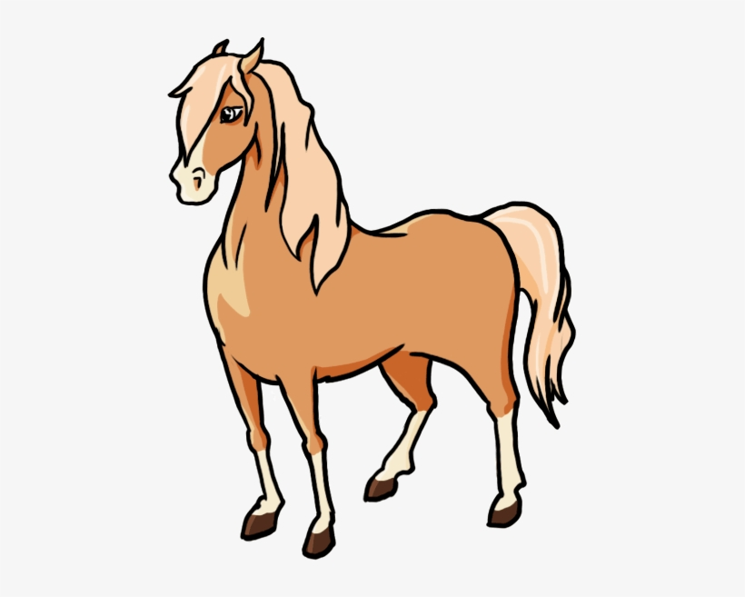 Png Royalty Free Stock Drawings Cliparts Co My Haven - Horse Kids Cartoon, transparent png #6531