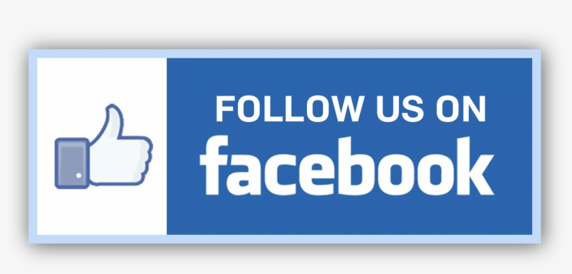 Facebook Icon Follow Us On Fb Clip Stock - Facebook, transparent png #6559