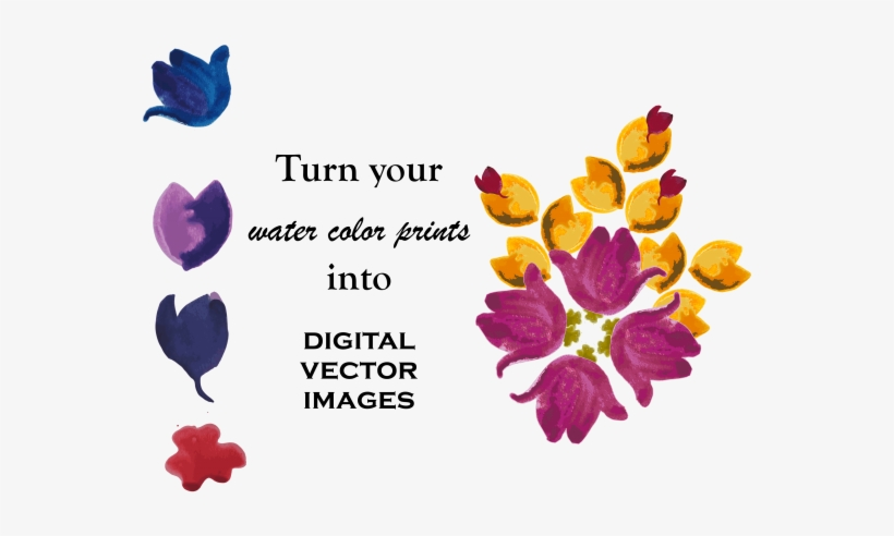 Adobe Illustrator Appears To Be The Standard In Almost - Affinity Designer Watercolor Tutorial, transparent png #6674
