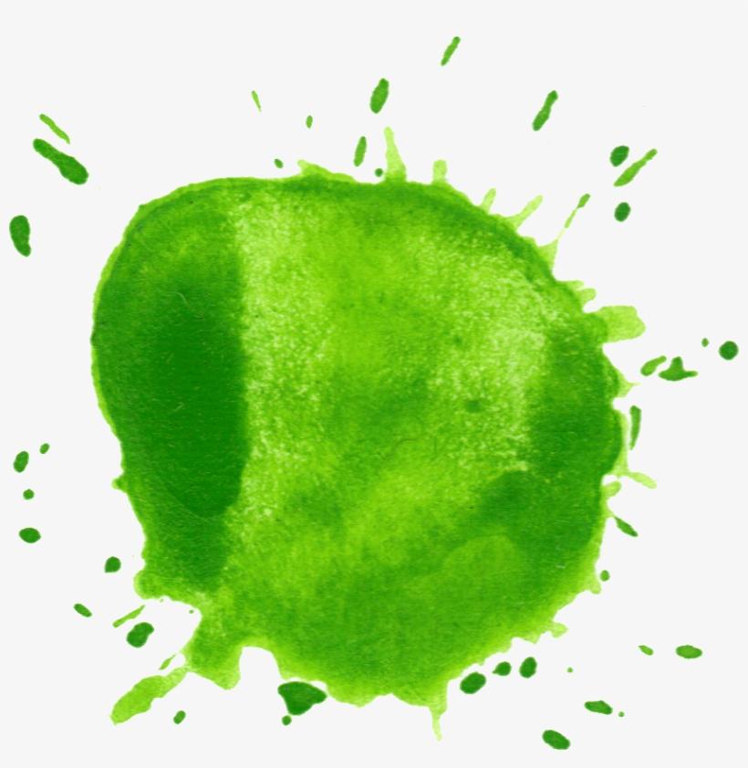 Transparent Watercolor Green - Watercolor Circle Png Green, transparent png #6808