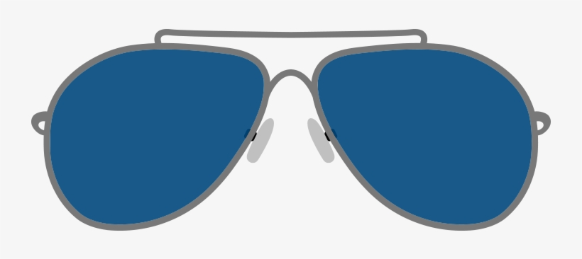 Vector Sunglass Png Clipart - Sunglass Png Download, transparent png #7005