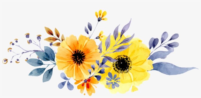 Flower Vector Png Image Purepng: Picture Download Invitation Vector Daisy Flower