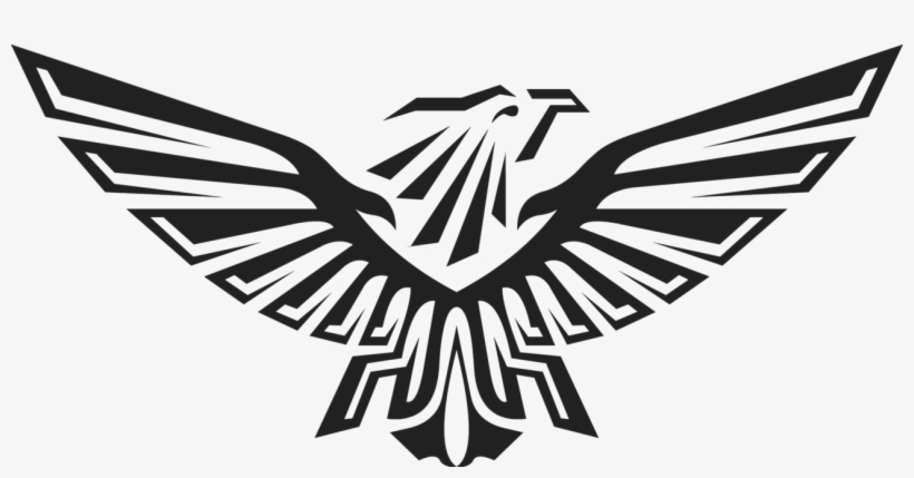 3f3fa4930be Black Eagle Logos Png Clipart - Assassin s Creed Desmond Eagle ...
