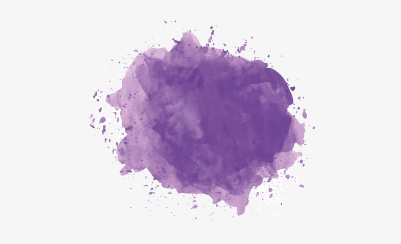 Watercolor Splash Png Image Clipart - Watercolor Splash Vector Png, transparent png #8075