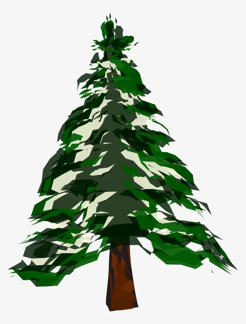 Winter Tree Clipart, transparent png #8156