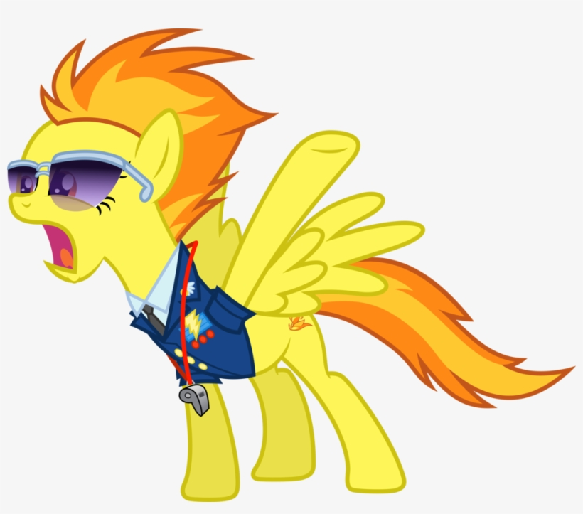 Monkas - Thumb - - Spitfire My Little Pony Cutie Mark, transparent png #8284