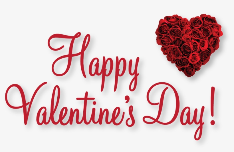 Happy Valentine's Day Png Hd - Happy Valentine Day Png, transparent png #9155