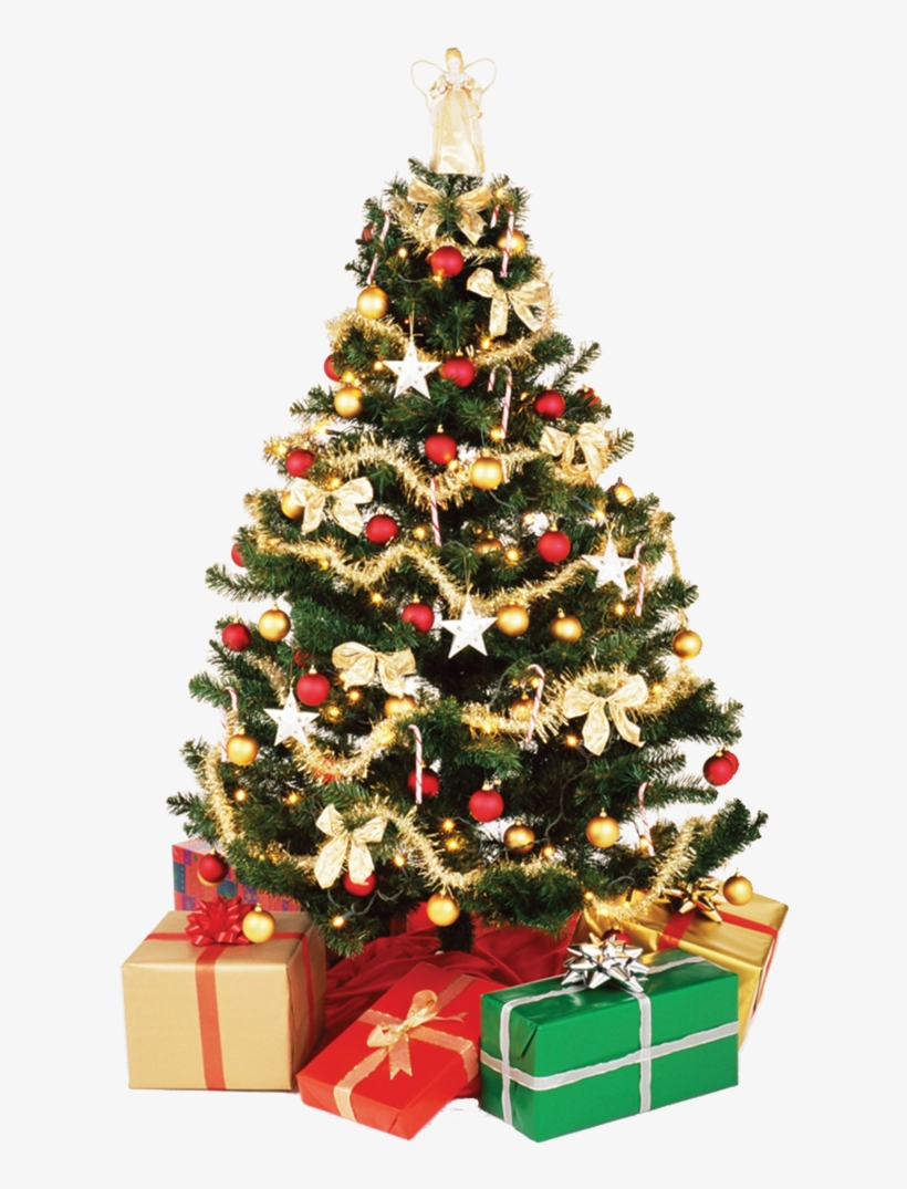 Christmas Tree Png - Small Christmas Tree Png, transparent png #9160