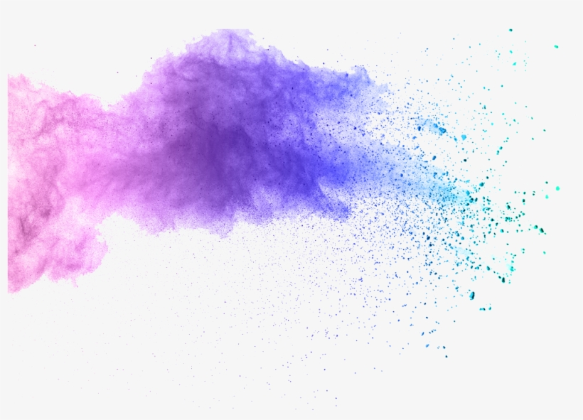 Image Free Transparent Splash Watercolor - Transparent Watercolor Blue Splash Png, transparent png #9758