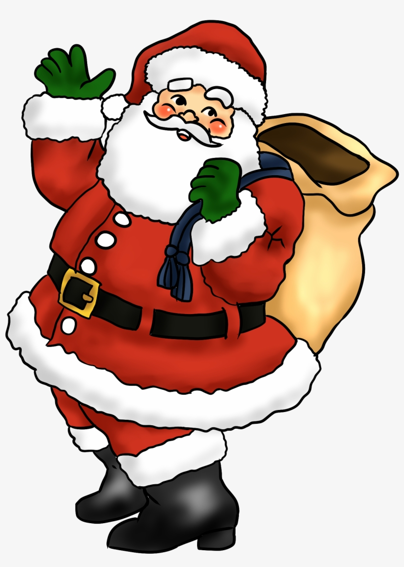 Free Icons Png - Santa Please Stop Here Personalised Christmas Sign, transparent png #9760