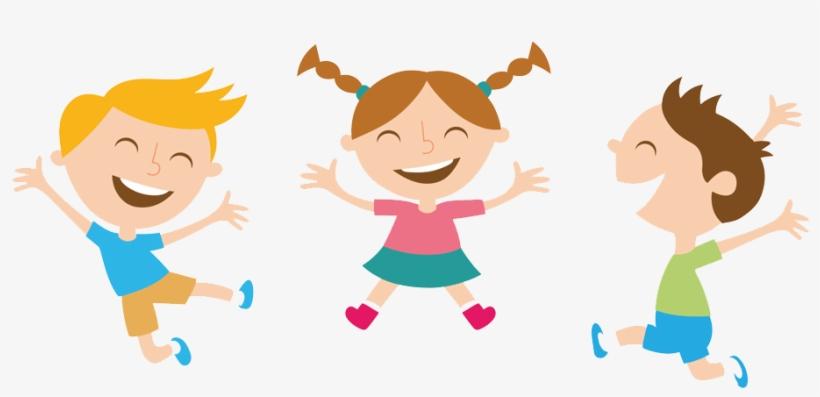 Niños Caricatura
