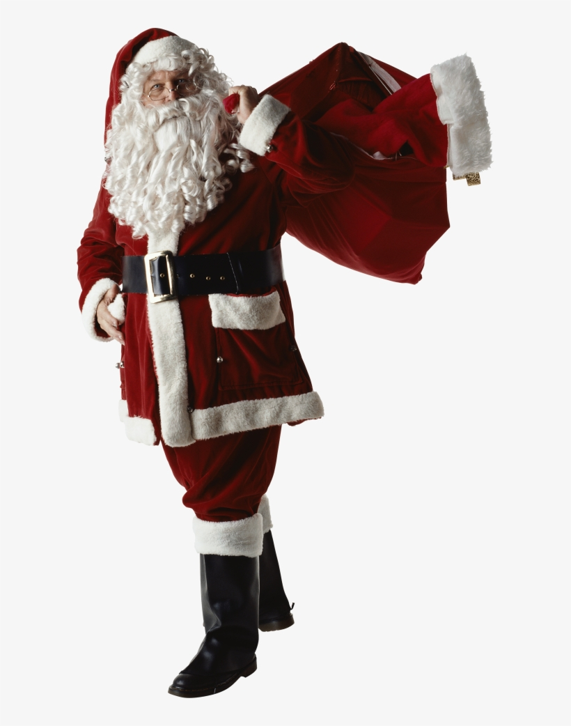 Santa Claus Png Free Download - 5 Scary Santa Claus Caught On Camera, transparent png #10020