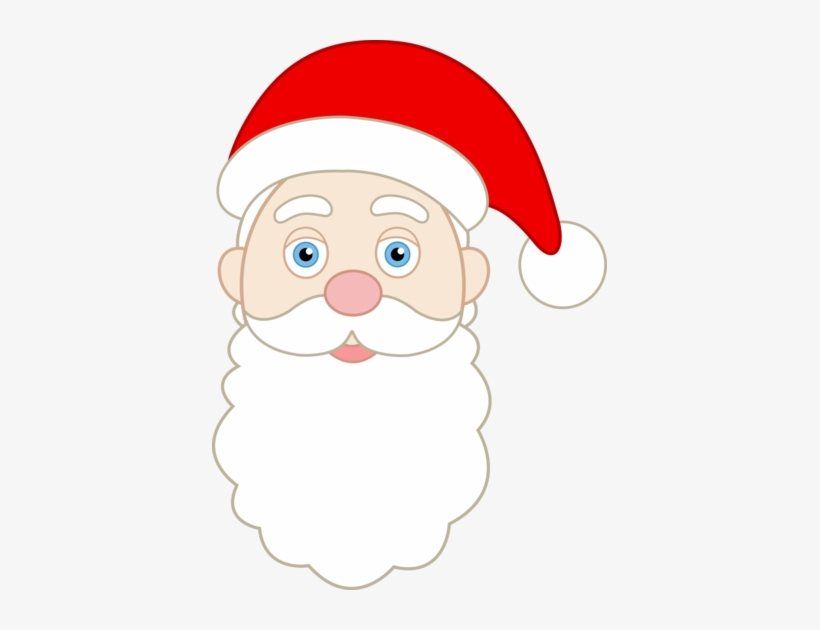 graphic about Printable Santa Claus identified as Printable Santa Facial area Practice - Santa Claus Experience Ki - Cost-free