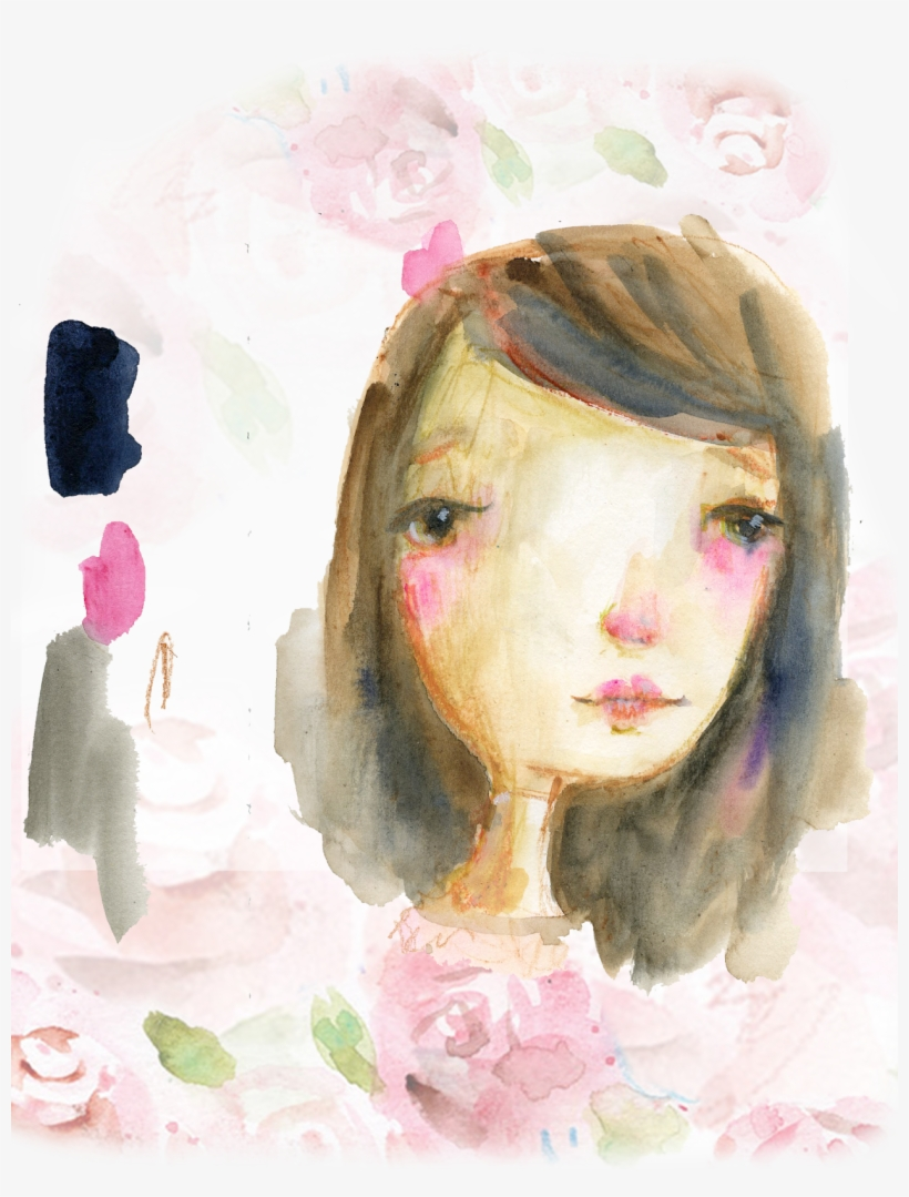 We Will Be Working Quickly With Water Soluble Materials - Watercolor Paint, transparent png #10373