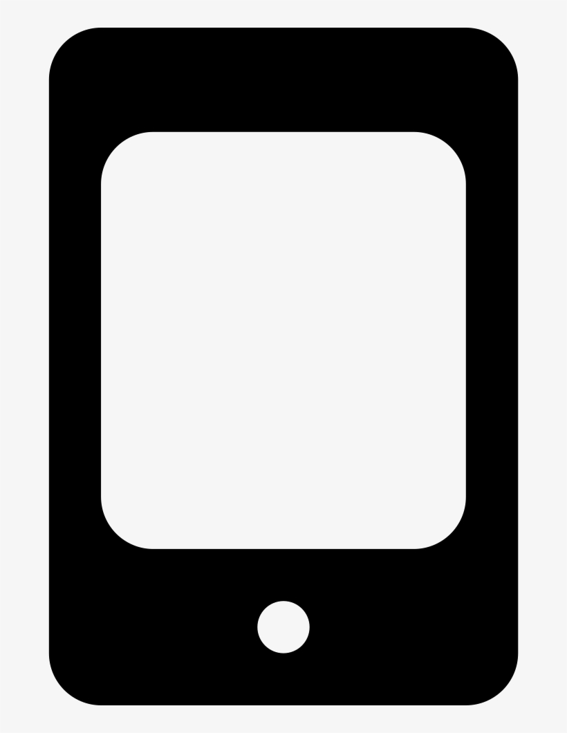 Top Mobile Phone Icon - Mobile Phone Png Icon, transparent png #11445