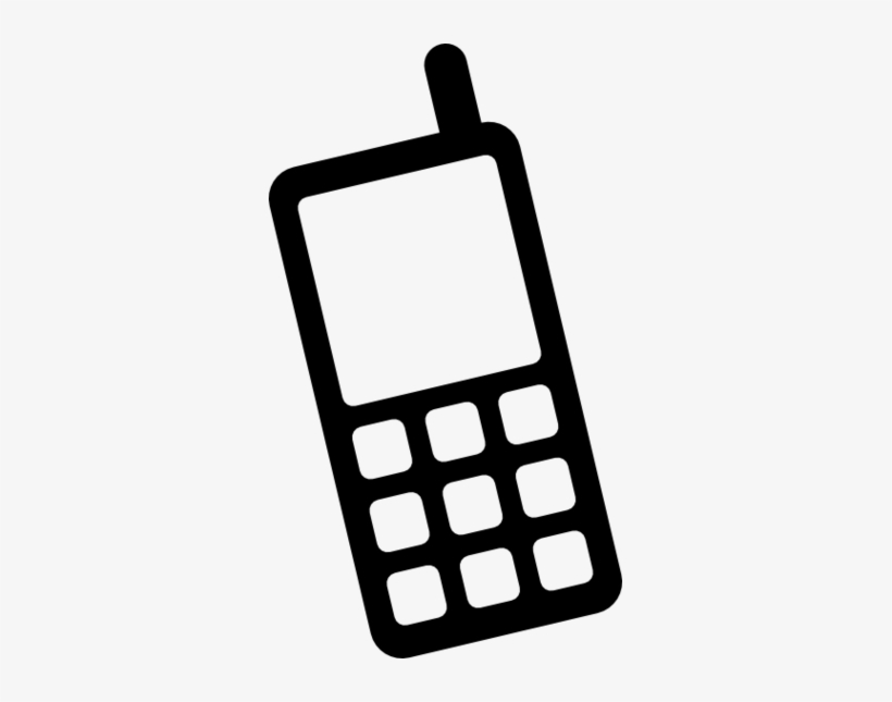 Cell Phone Icon Clipart Free To Use Clip Art Resource Icone Telephone Portable Png Free Transparent Png Download Pngkey