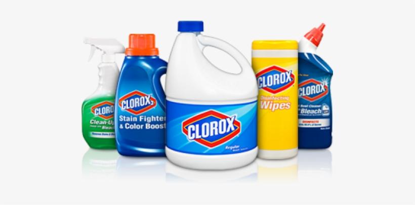 Clorox Toilet Bowl Cleaner-rain Clean-24 Oz (pack Of, transparent png #11668
